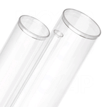 Cleartec Packaging - Sealed Bottom Round Tubes